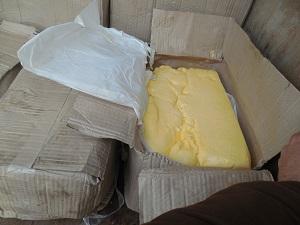 В Курской области задержали более 5 тонн подозрительного масла